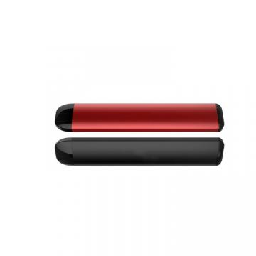 Hot Selling Auto Metal Round Tip Glass Tank Ceramic Coil Fillable Disposable Cbd Oil Vape Pen