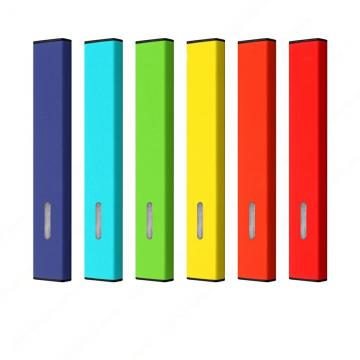 Custom Disposable Vape Pen Vitamin Hookah 1.4ml 500puffs E Cigarette