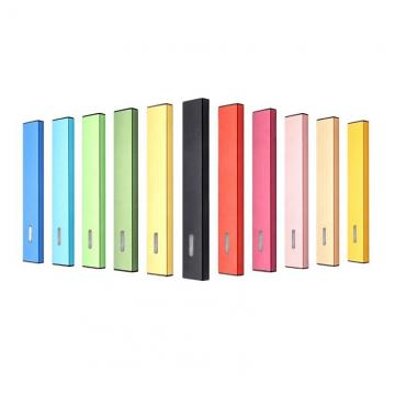 blank disposable e cigarette Mini Pen Vape paper boxes oem disposable vape