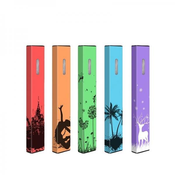 ZEBRA Disposable Fountain Pen - Choice of 7 Vibrant Colours #1 image
