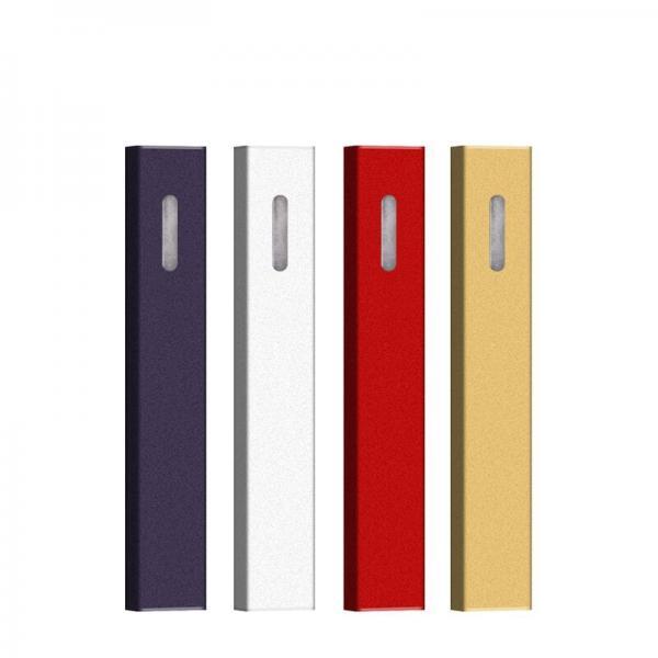 New Arrival E Cig Metal Preheat Pod Pen Dcpod Wholesale Disposable Vape #1 image