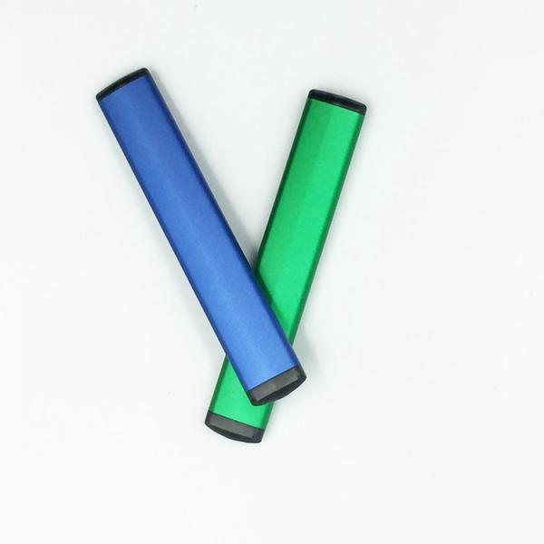 Hot Selling OEM Custom 400puffs Disposable Vape Pod Device E Cigarette #3 image