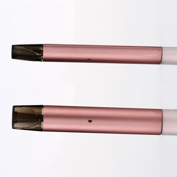 2019 China Wholesale 380mAh 0.45ml Ceramic Coil Cbd Disposable Pod Vape Pen #3 image