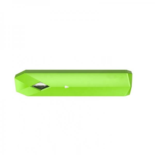 Wholesale Disposable Rechargeable 350mAh 510 Thread 0.5ml Ceramic Cartridge Disposable Cbd Vape Pen #1 image