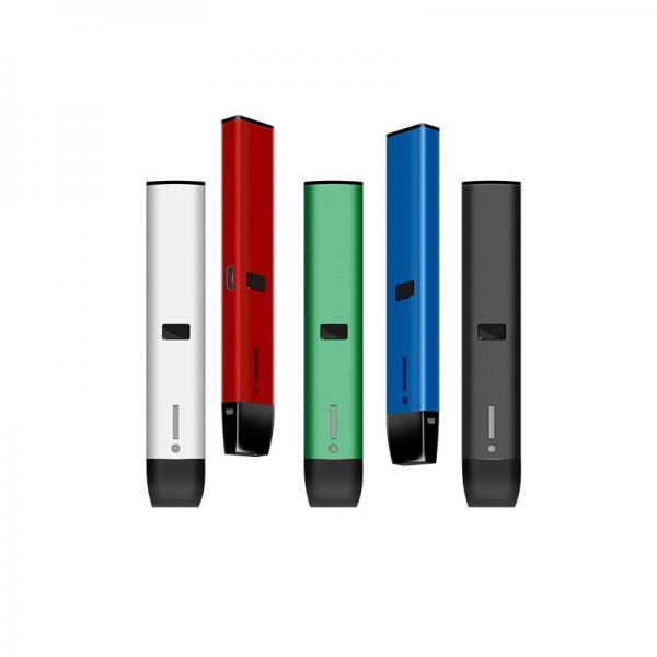 Disposable Ceramic Cbd Oil Electronic Cigarette Pod Device Bar Vape #1 image