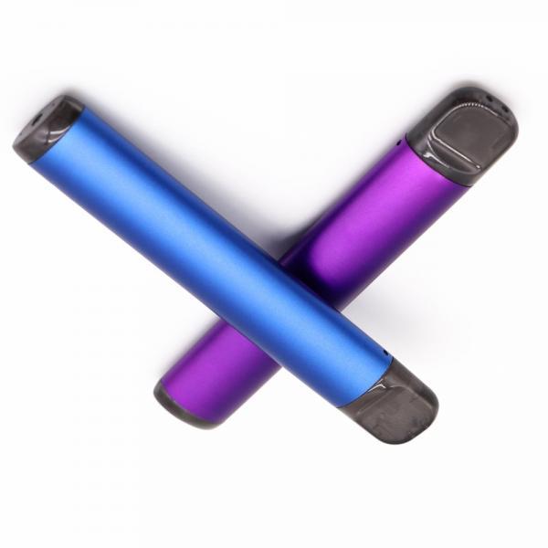 Shenzhen Factory Price Adjust Voltage 350Mah Use Vape OEM Battery Vape #2 image