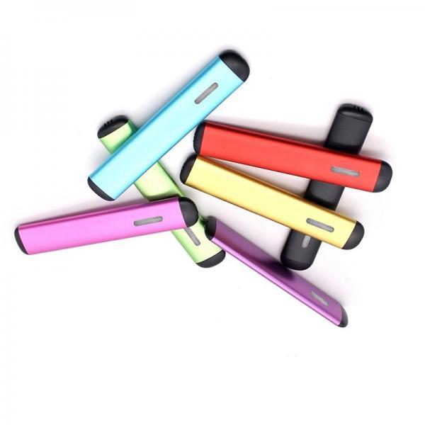 Making own vape brand 800puffs pod system 2020 empty disposable best vape pen #1 image