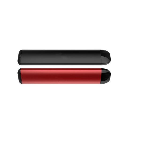China Distributor Direct Sale 2018 New Electronic Cigarette Disposable Vape Pen #2 image