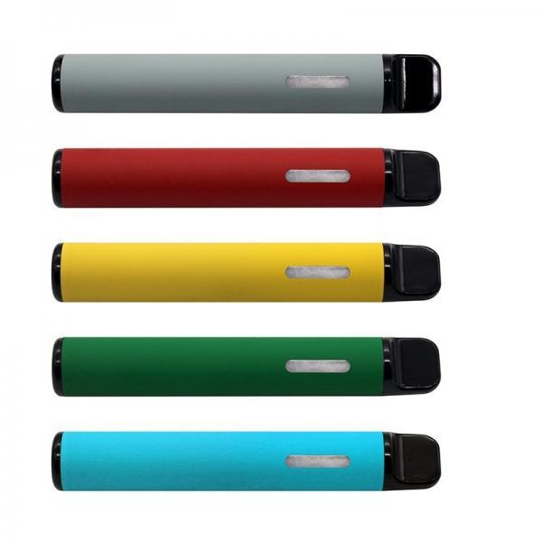 USA popular empty 0.45ml pod cbd oil rechargeable vape pen #2 image